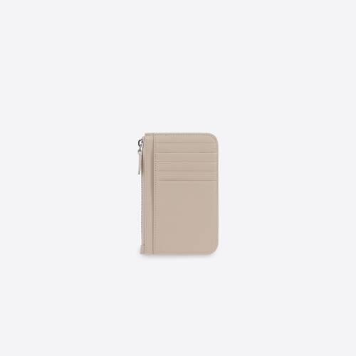 porte-cartes et monnaie long essential