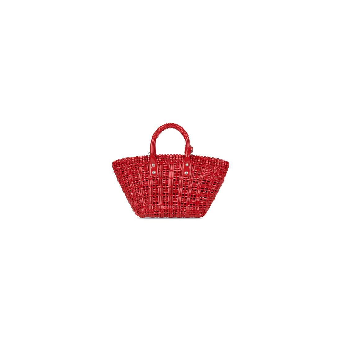 Display zoomed version of bistro xs basket with strap 2