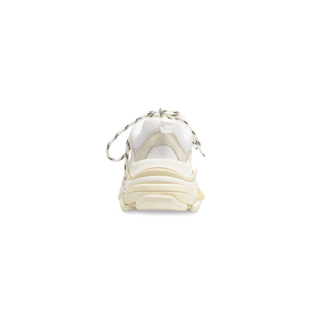 Display zoomed version of triple s sneaker 2