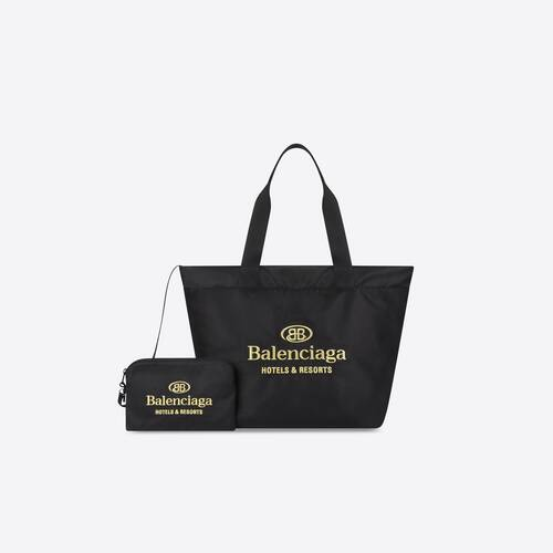 hotel large tote bag
