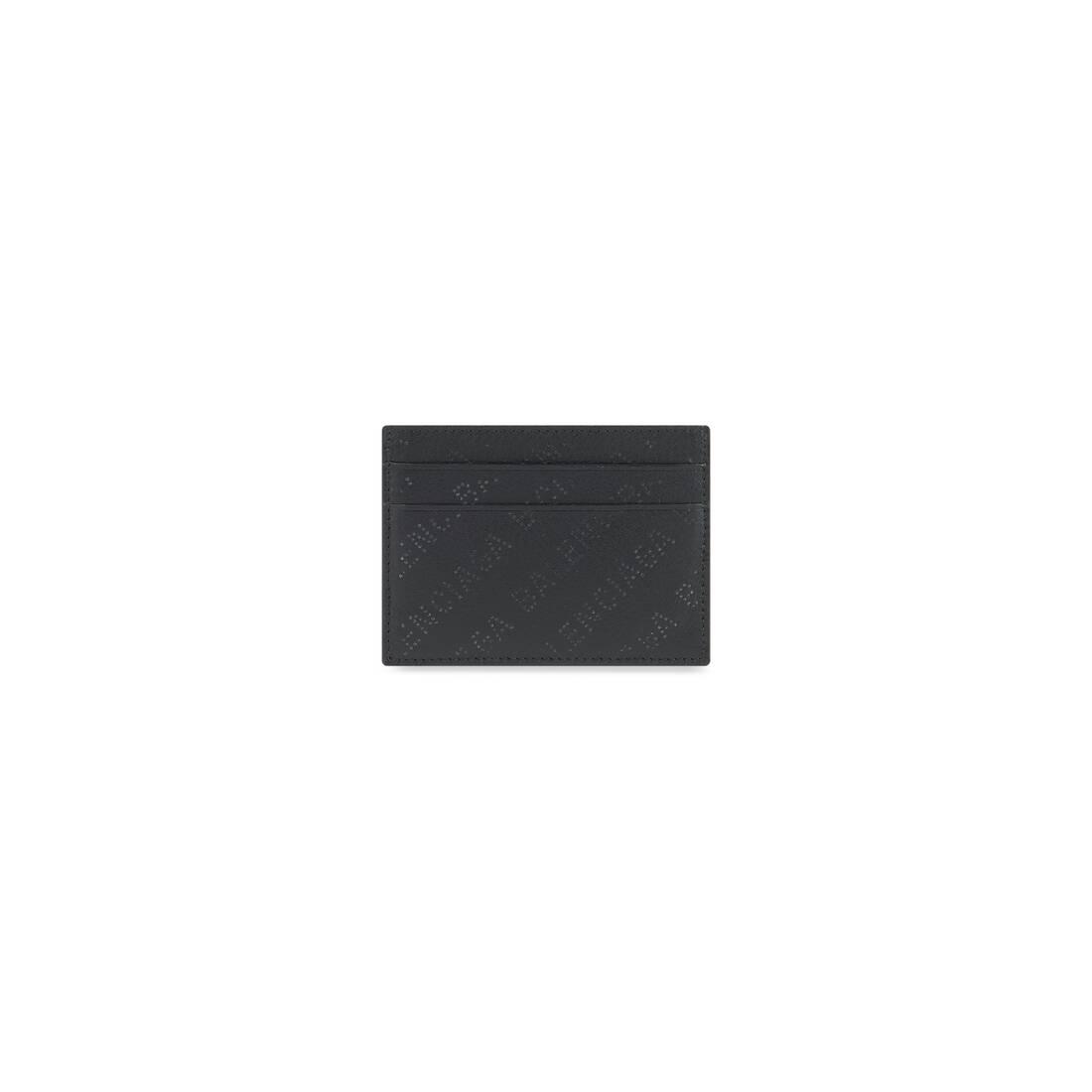Display zoomed version of cash card holder 1