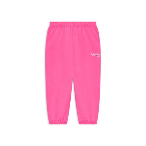 kids - political campaign jogging pants