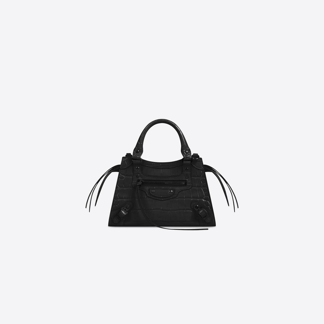 Display zoomed version of neo classic small top handle bag 1