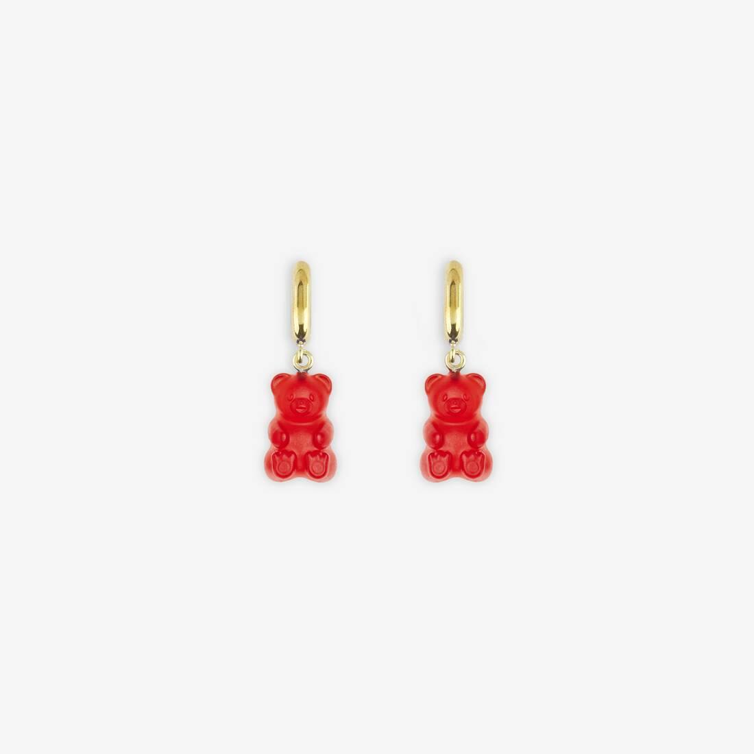 Display zoomed version of gummy bear earrings 1