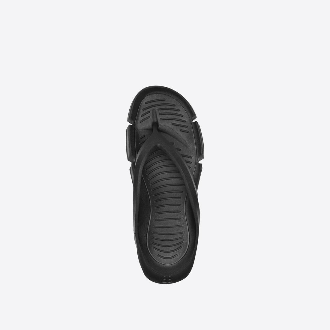 Display zoomed version of mold thong sandal 4