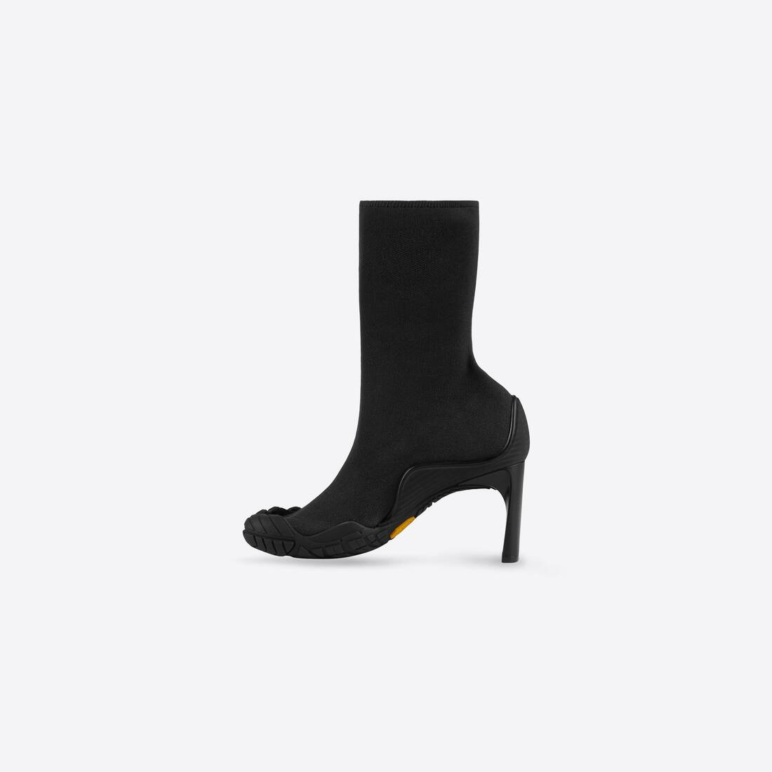 Display zoomed version of heeled toe  4
