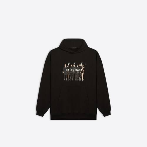 hoodie real balenciaga