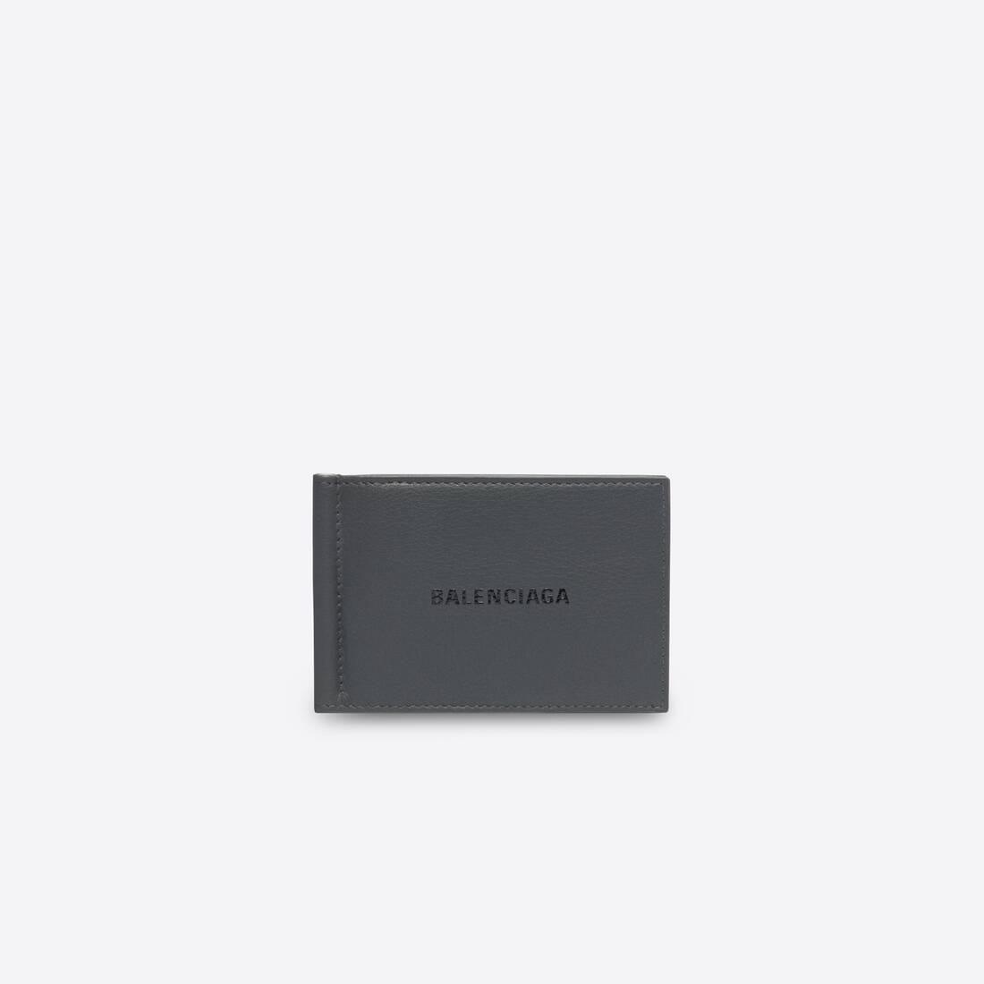 Display zoomed version of portefeuille carré avec pince à billets cash 1