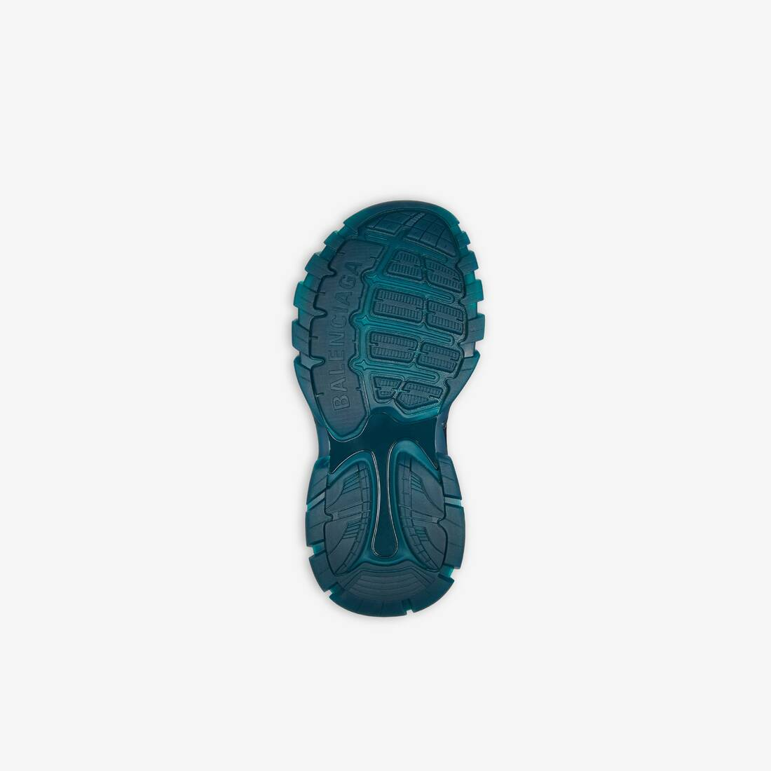 Display zoomed version of track sandal clear sole 6