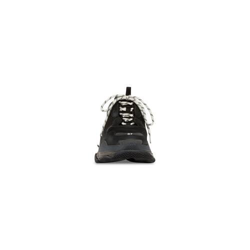 triple s sneakers clear sole
