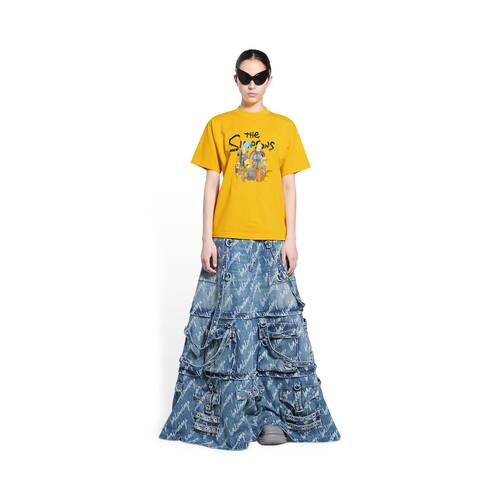 the simpsons tm & © 20th television t-shirt small fit