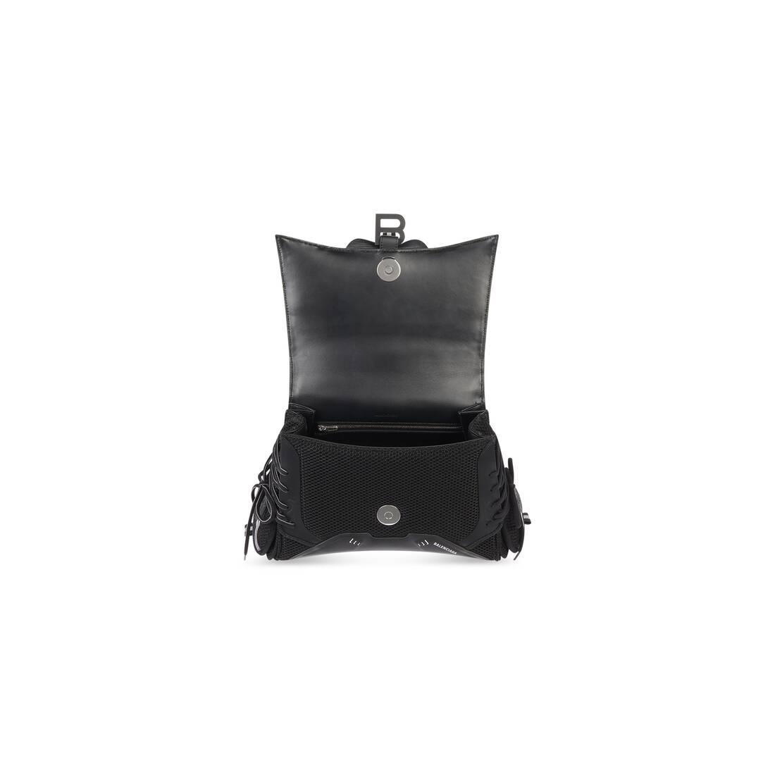 Display zoomed version of sneakerhead medium top handle bag 5