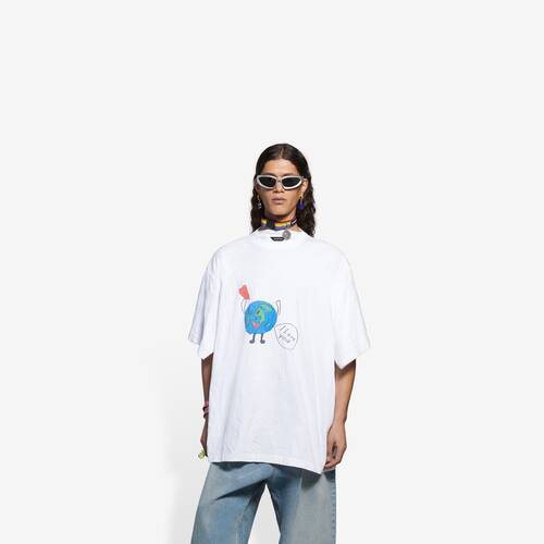 love earth flatground large fit t-shirt
