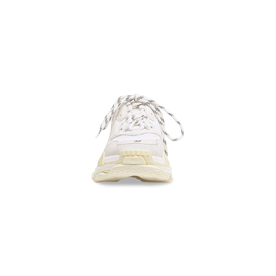 Display zoomed version of triple s sneaker 3