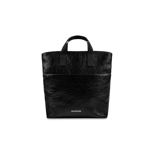 explorer tote with strap