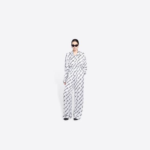 new scribble pyjama 팬츠