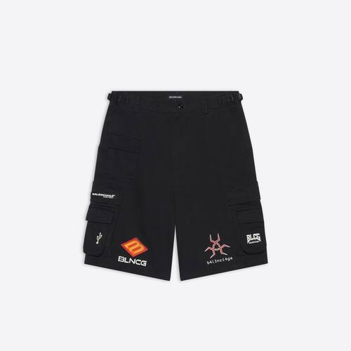gamer shorts