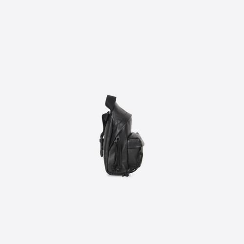 explorer mini crossbody rucksack