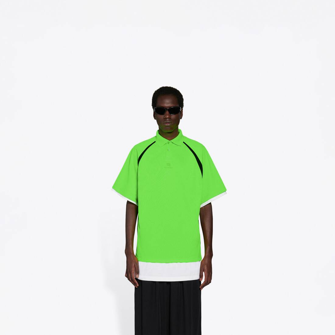 Display zoomed version of layered sport polo 3