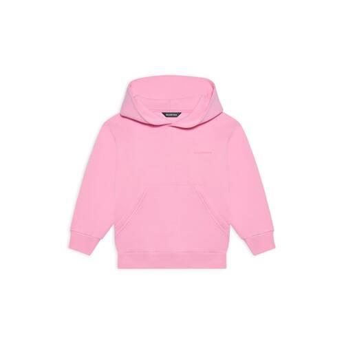 kids - balenciaga hoodie