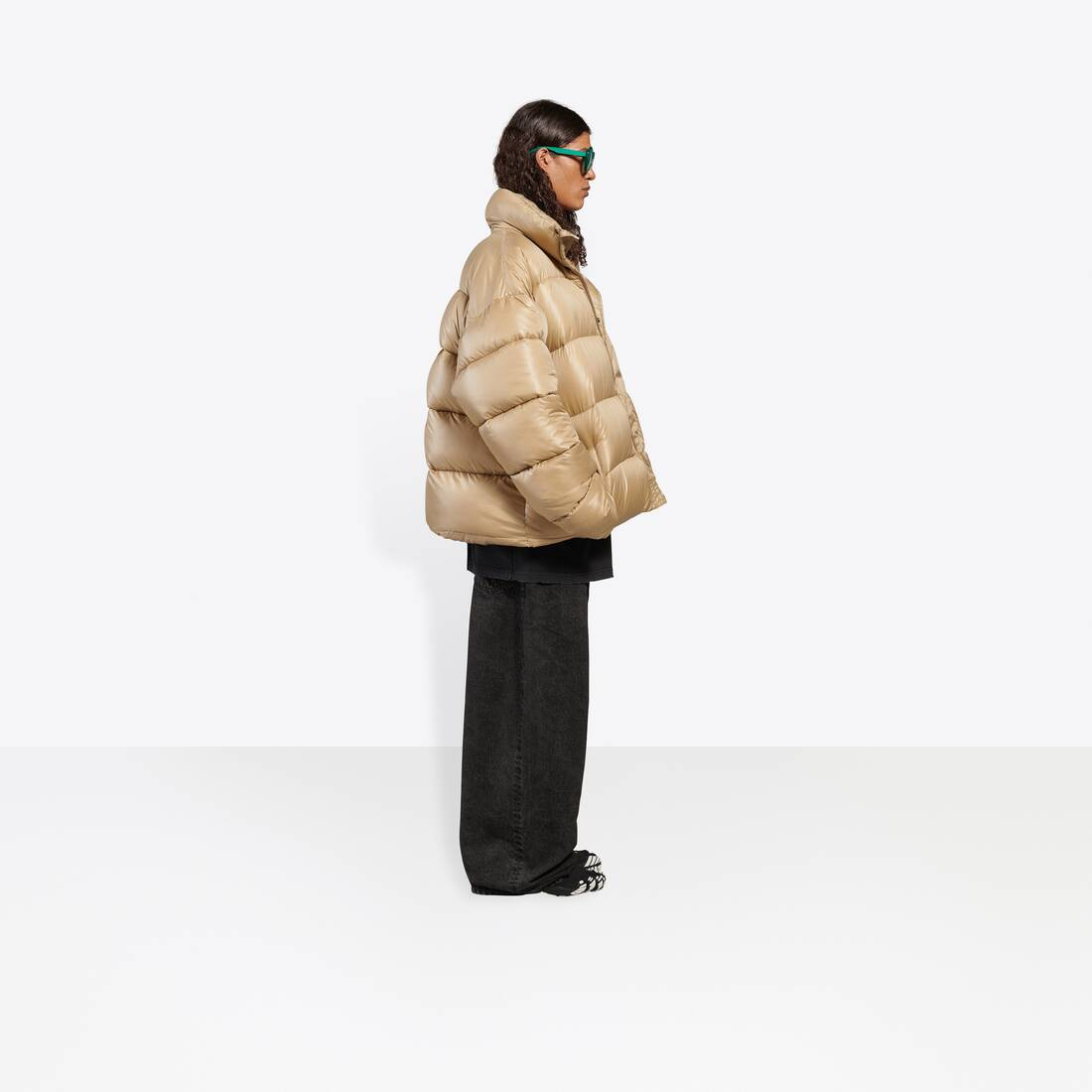 Display zoomed version of bb puffer jacket 4
