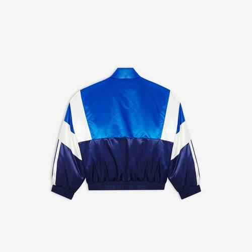 padded tracksuit jacket