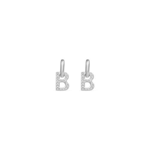 b chain xs earrings