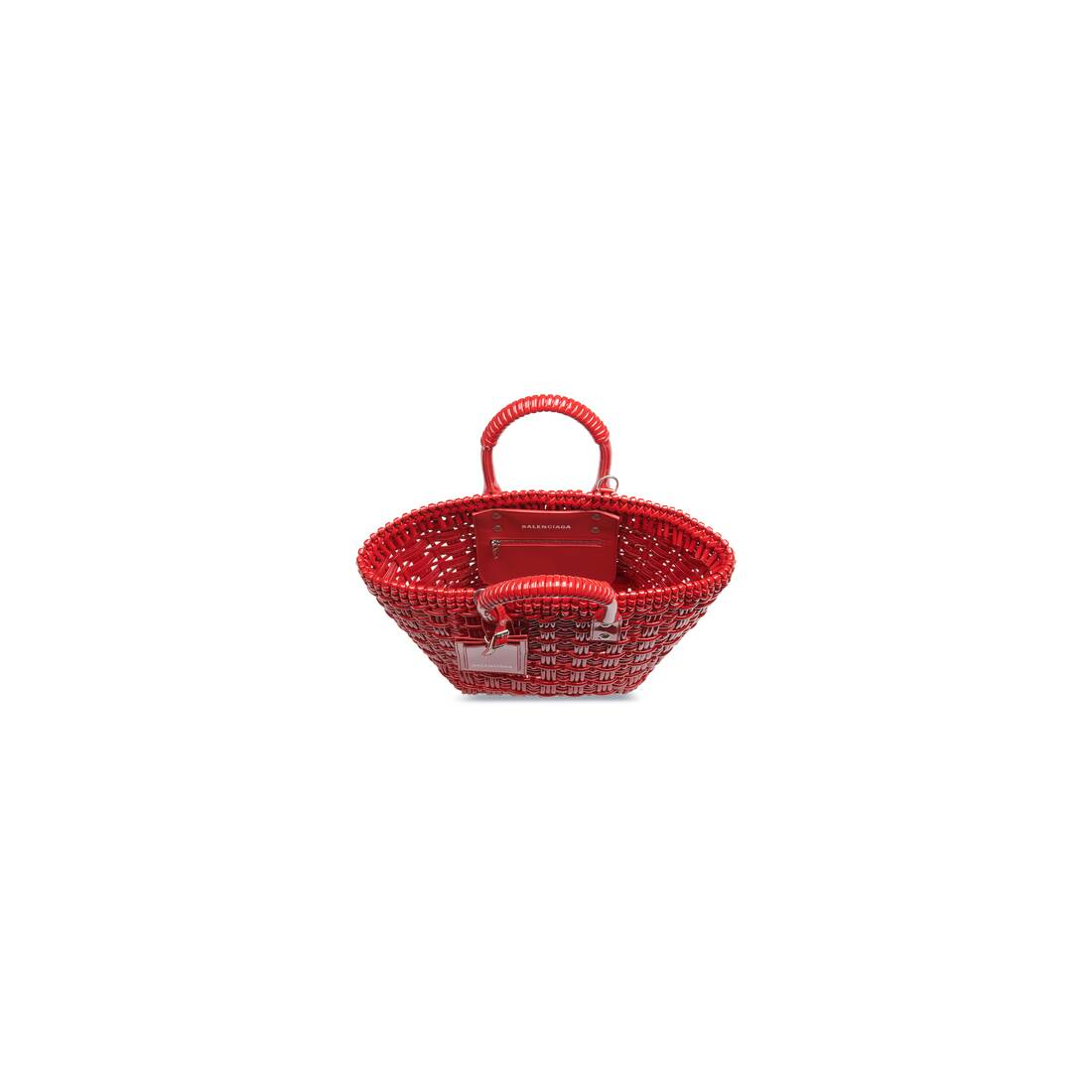 Display zoomed version of bistro xs basket with strap 5