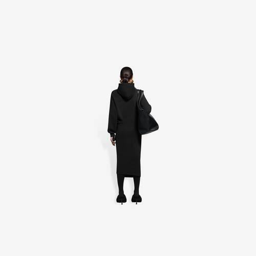 easywrap hooded dress