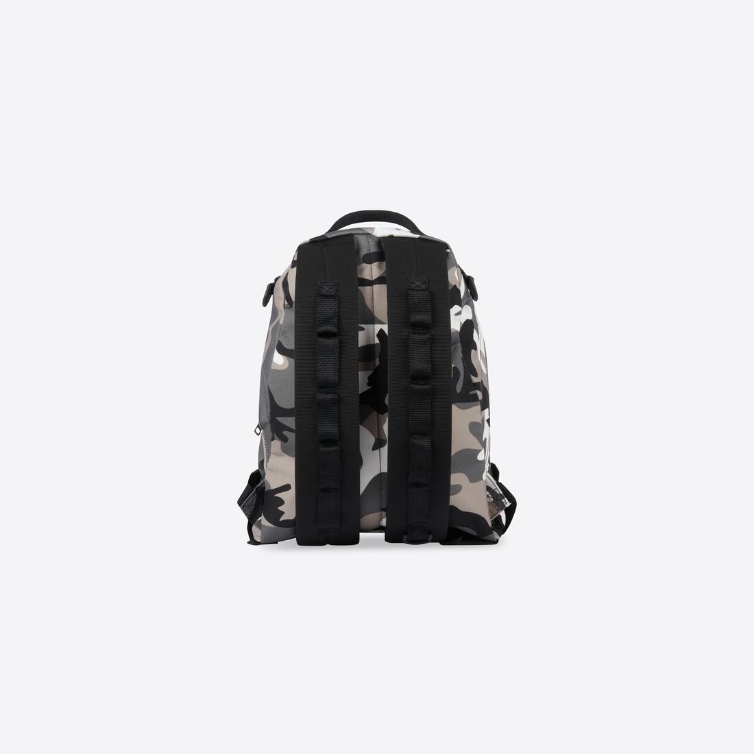 Display zoomed version of army multicarry small backpack 2