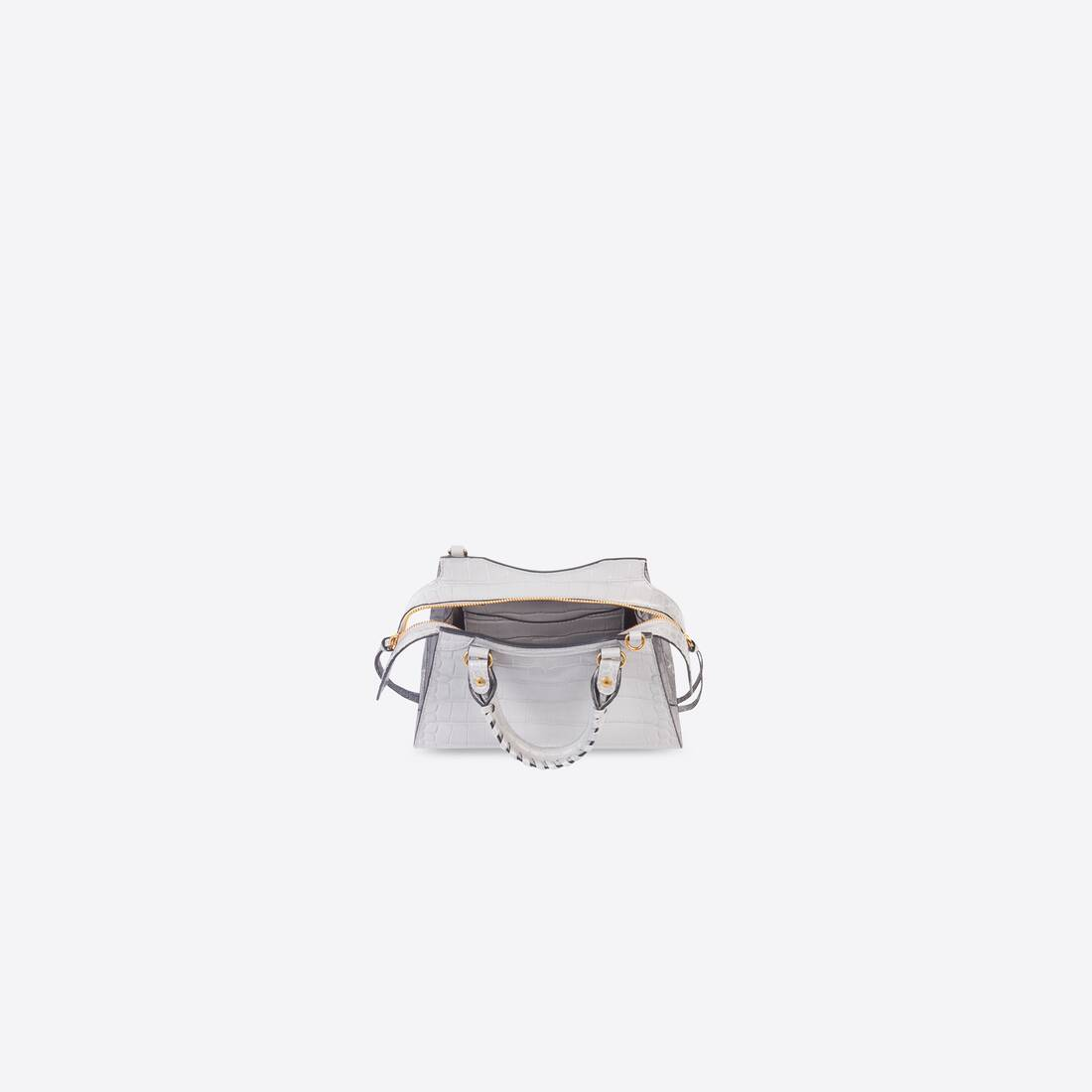 Display zoomed version of neo classic mini top handle bag 6