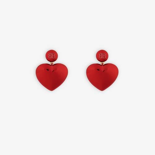 susi heart xs earrings