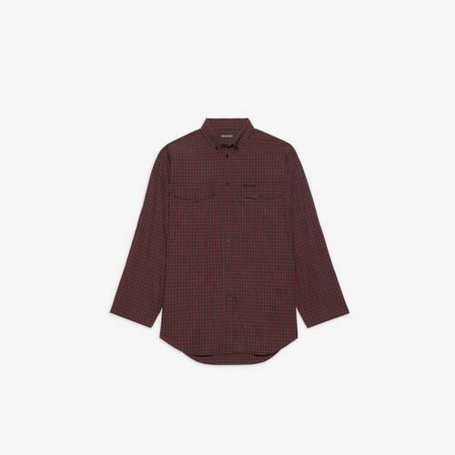 chemise oversize