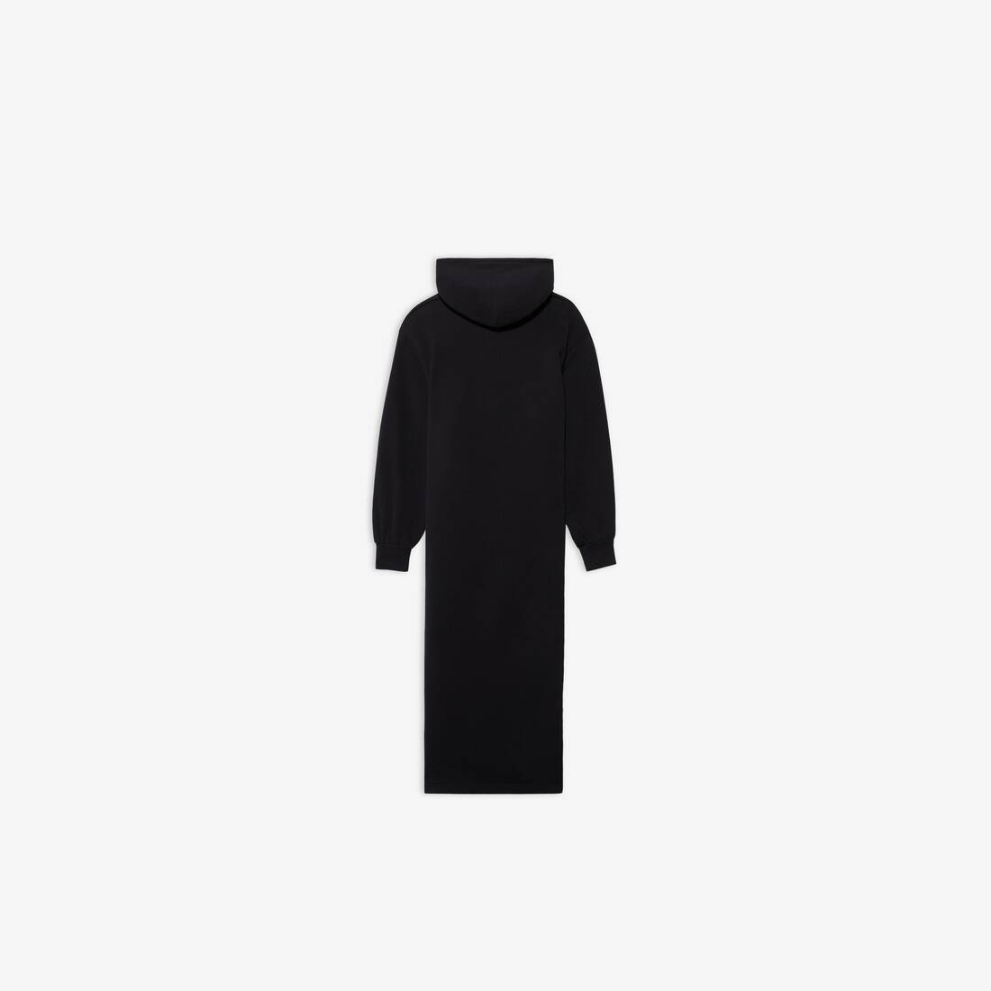 Display zoomed version of easywrap hooded dress 2
