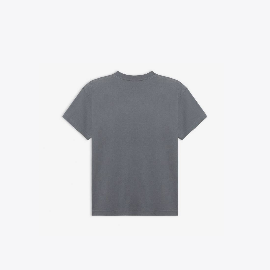 Display zoomed version of real balenciaga medium fit t-shirt 2