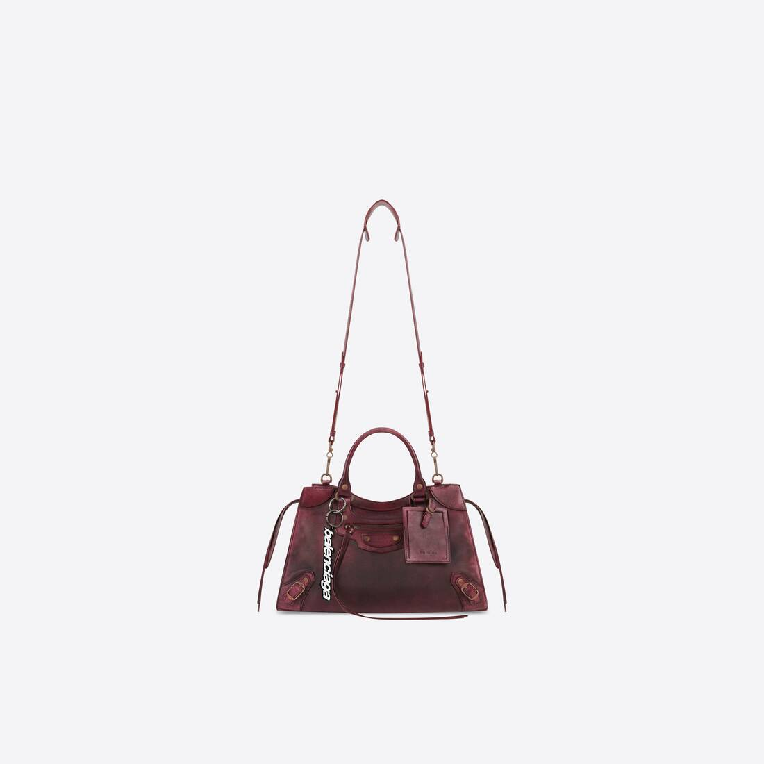 Display zoomed version of neo classic top handle bag 4