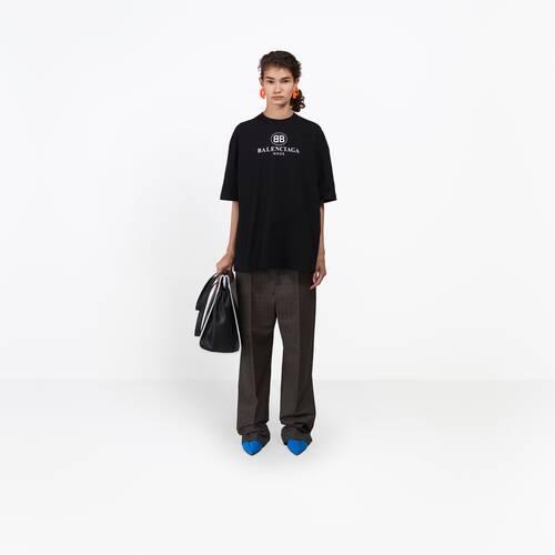 bb balenciaga mode  tee-shirt