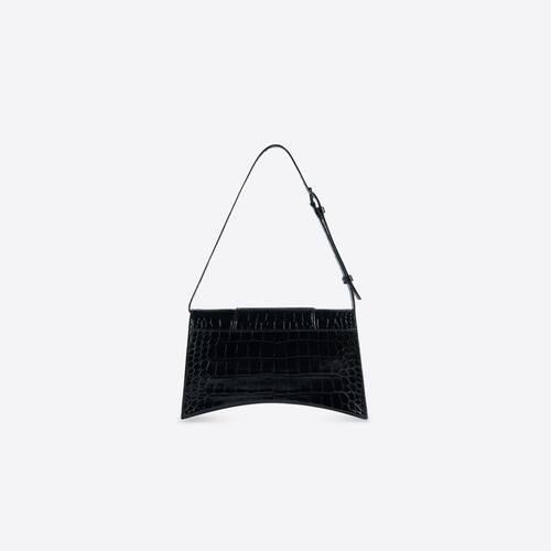 hourglass sling back shoulder bag