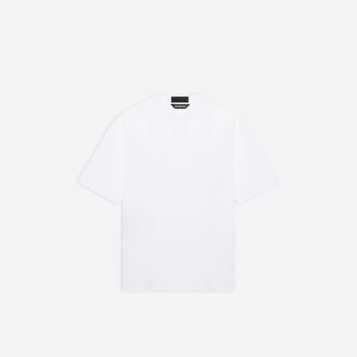 logo tab regular t-shirt