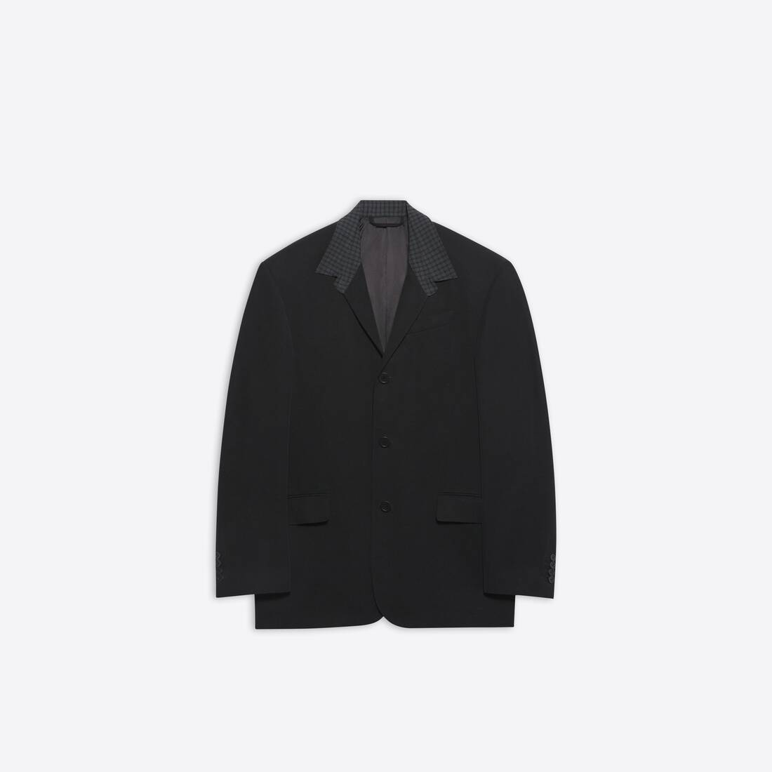 Display zoomed version of tailored shirt jacket 1