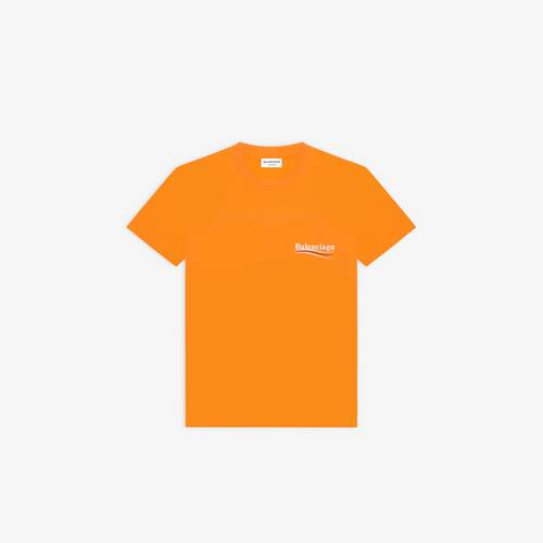 political campaign 스몰 핏 티셔츠