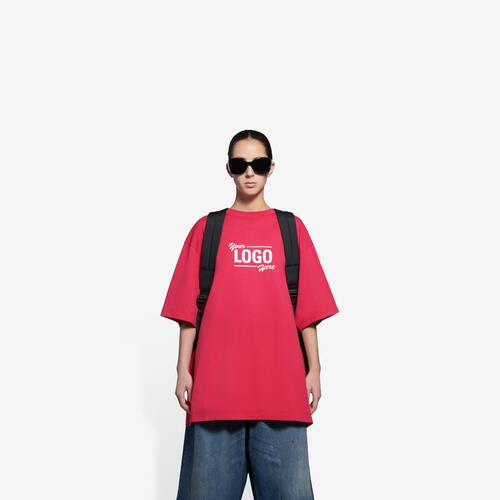 your logo here flatground t-shirt