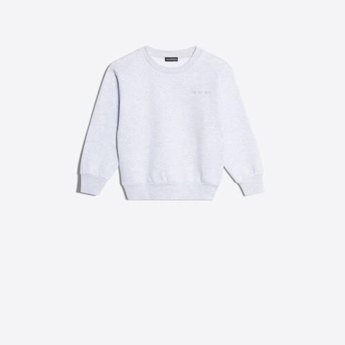 sweater 'balenciaga' - kids