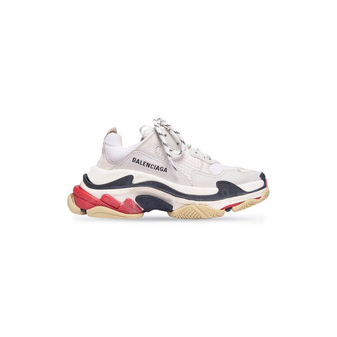 Display zoomed version of triple s trainers 1