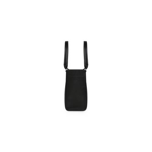 hardware small tote bag with strap