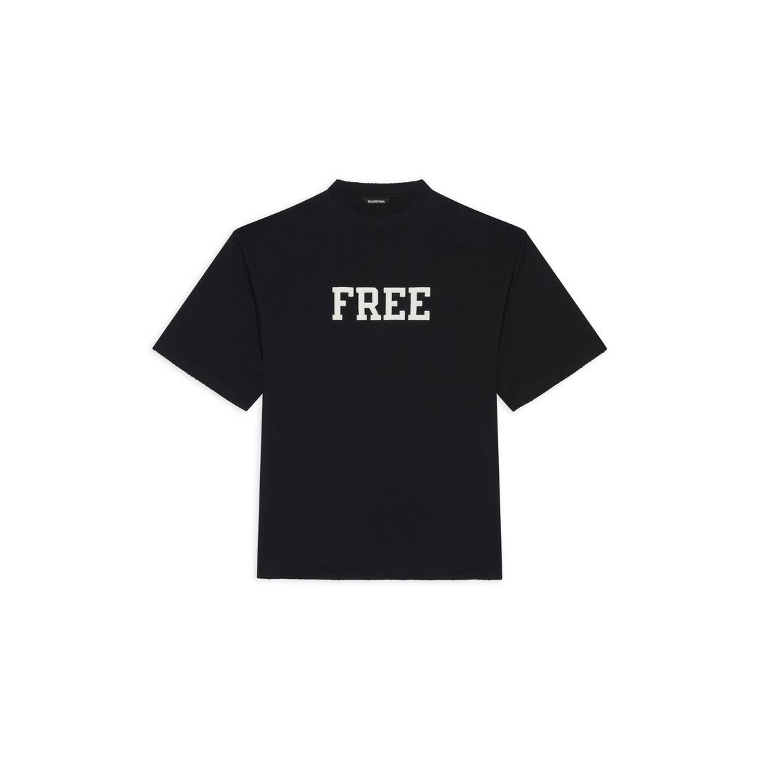 Display zoomed version of free wide fit t-shirt 1