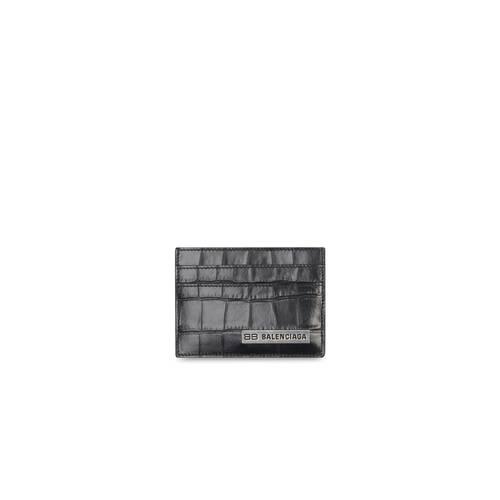 plate カードホルダー