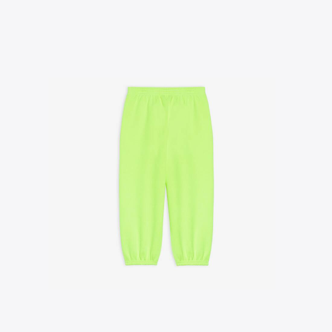 Display zoomed version of kids - political campaign jogging pants 2
