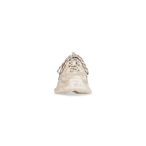 sneaker délavée triple s