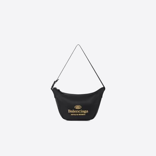 hotel sling bag